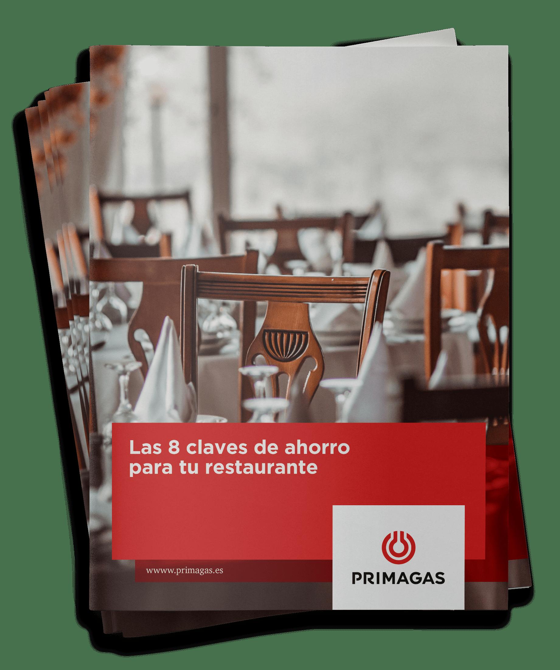 Portada - Las 8 claves de ahorro para tu restaurante - Primagas 2-min